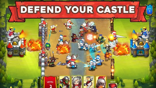 King Rivals: War Clash – PvP Android APK Download 1