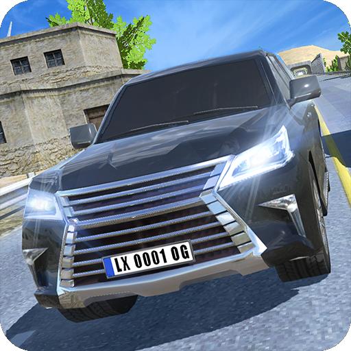 模擬App|オフロード車LX LOGO-3C達人阿輝的APP