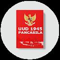 Pancasila dan UUD 1945 Amandemen I-IV Terbaru icon