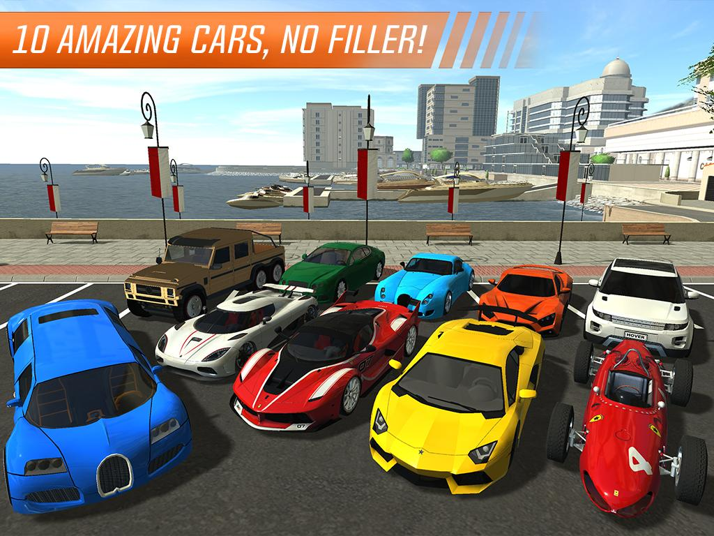 Sports Car Test Driver: Monaco- screenshot