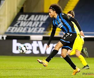 """Clement déjà satisfait de Chong après un match: """"Peut-être qu'il veut rester à Bruges après son prêt"""""""