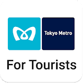 Tokyo Metro App for tourists