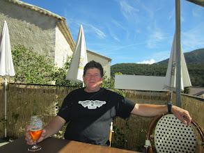Photo: Ah, un biere!