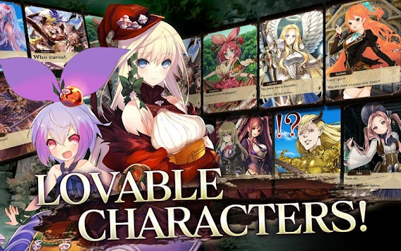 Age of Ishtaria apk screenshot