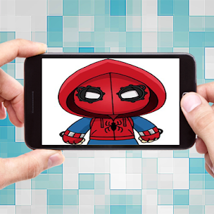 Download How To Draw Spiderman Homecoming For PC Windows and Mac apk screenshot 3