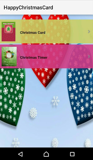 Happy Christmas Card Apk Download Free for PC, smart TV