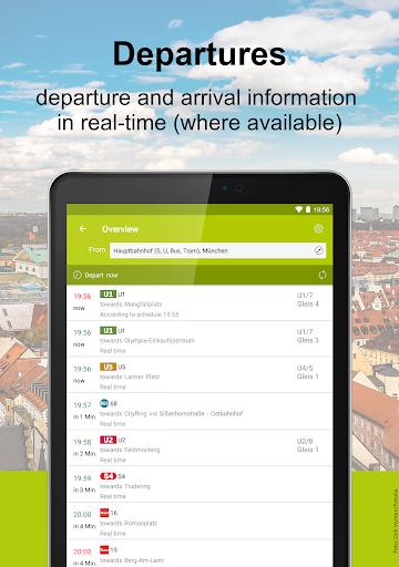 MVV-App – Munich Journey Planner & Mobile Tickets 5.34.13648 screenshots 13