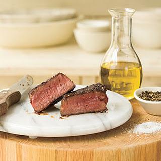 Pan-Seared Filet Mignon