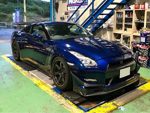 NISSAN GT-R R35 Black Edition 2011年式のカスタム事例画像 NRさんの2018年09月27日01:18の投稿