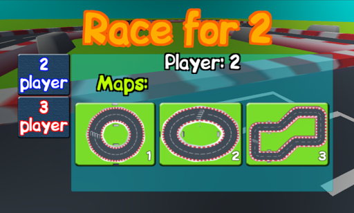 Race for 2