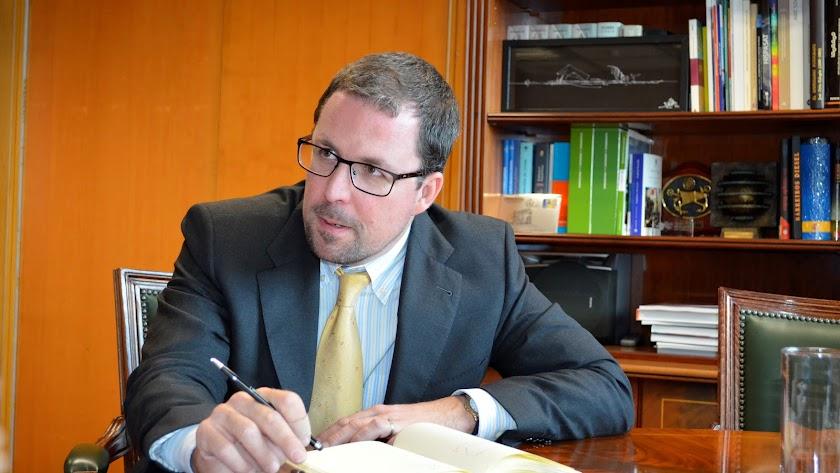Raül Blanco, secretario general de Industria y de Pequeña y Mediana Empresa