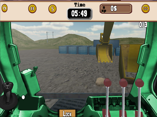 Construction Excavator Simulator 2017  screenshots 1