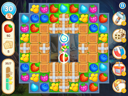 Game Puzzle Heart Match-3 Adventure APK for Windows Phone