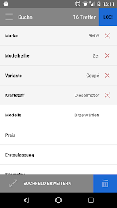 BMWBörse.at screenshot 2