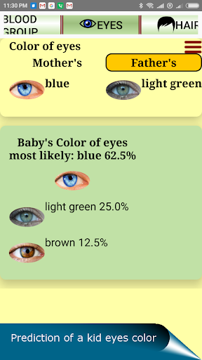 QUIS - genetic prognosis 2.19 Screenshots 3
