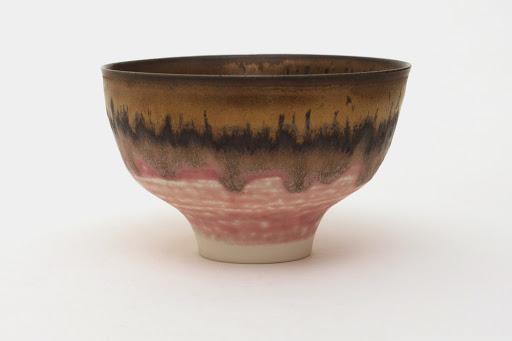 Peter Wills Porcelain Bowl 109