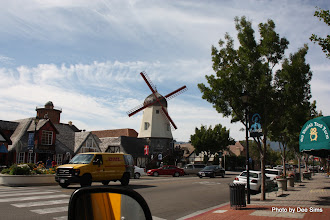 Photo: (Year 3) Day 30 - Second Windmill in the Village of Solvang