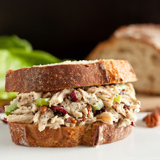 Shredded Chicken Salad Sandwich Recipes