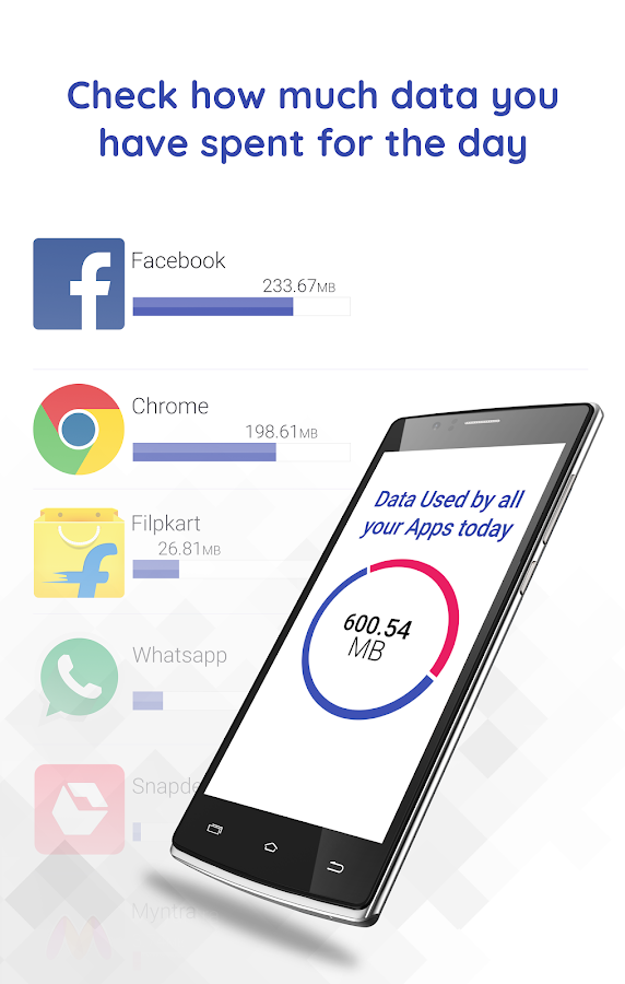 Data Recharge & Data Saver 4G- screenshot