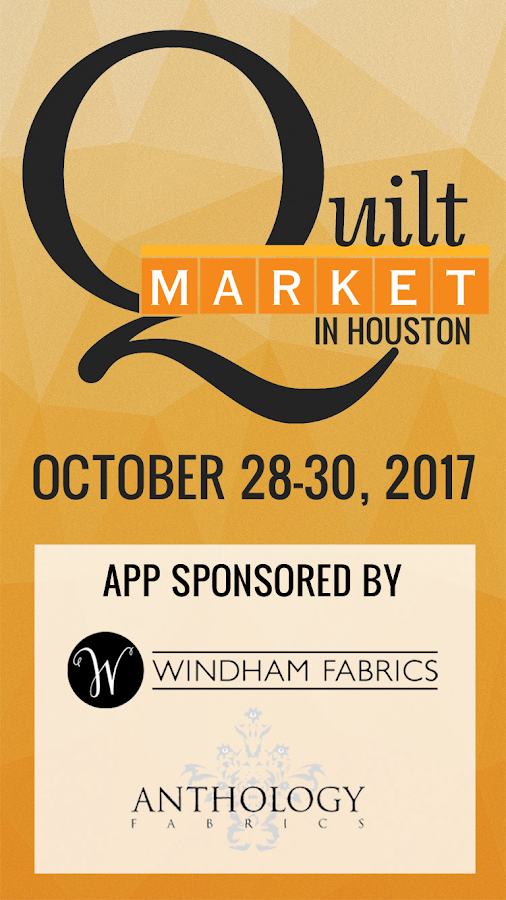 Quilt Market Houston 2017- screenshot