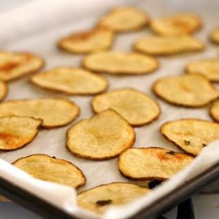 Homemade Chips: Kale, Potato and Sweet Potato Recipe