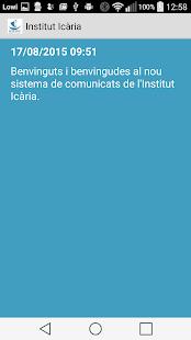 Institut Icària - náhled