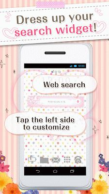 Kawaii Widget『CherryBlossoms』 - screenshot