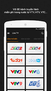 FPT Play - TV Online screenshot 1