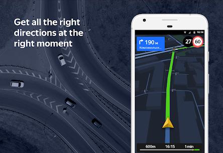 Yandex.Navigator Mod Apk 1