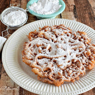 Funnel Cakes.