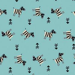 Trikå Zebra