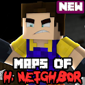 Maps of Mr. Neighbor for MCPE icon