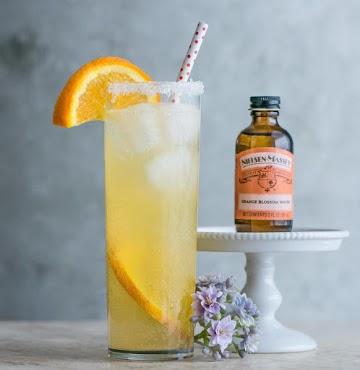 Orange Blossom Fizz Recipe