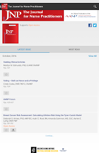 JNP: Jrnl for NPs- screenshot thumbnail