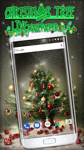 Christmas Tree Live Wallpaper ud83cudf84 Beautiful Images 2.4 screenshots 1