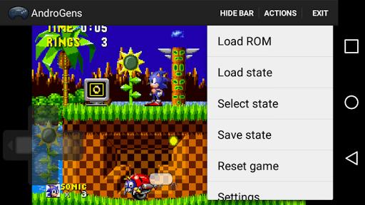 AndroGens 1.12 screenshots 2