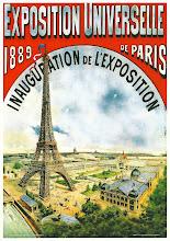 Photo: Světová výstava 1889. Světová výstava 1889 (francouzsky Exposition universelle de 1889) byla v pořadí 10. světová výstava a zároveň čtvrtá, která se uskutečnila v Paříži. Trvala od 6. května do 31. října 1889. Jejím tématem byla Velká francouzská revoluce, neboť se konala v roce jejího 100. výročí. Pro tuto výstavu byla mj. postavena Eiffelova věž, která se později stala symbolem Paříže. Hlavním organizátorem celé výstavy byl jmenován architekt Jean-Charles Alphand.