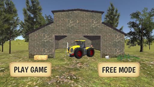 Tractor Farm Simulator Game 1.5 screenshots 3