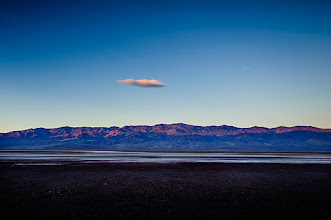 Photo: Death Valley Morning