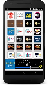Radio Australia screenshot 1