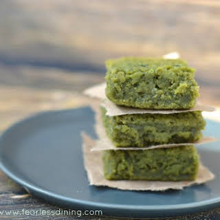 Matcha Green Tea Mochi.