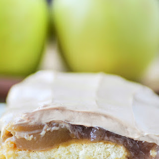 No Bake Caramel Apple Pumpkin Delight