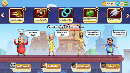 Motu Patlu – Run Race Free Android Game Download 3