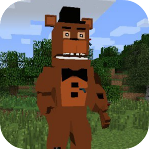 Mod 5Nights Pizzeria for MCPE for PC and MAC