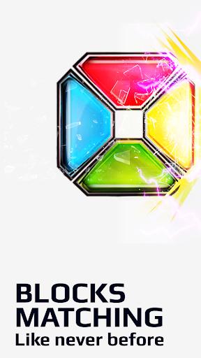 Manic Panic - Match 3d Blocks Game  screenshots 1