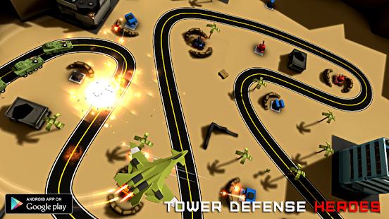 Tower Defense Heroes- screenshot thumbnail