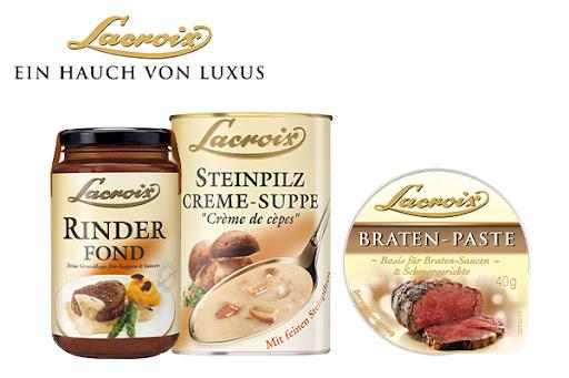 Bild für Cashback-Angebot: LACROIX Produkte - Mazzetti