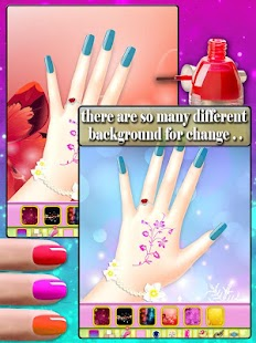 Wedding Nail Art Salon- screenshot thumbnail