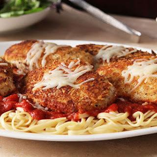 Chicken Breasts Parmesan