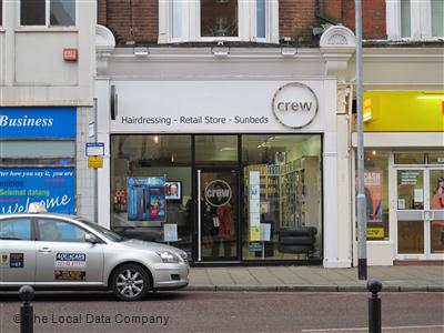 Crew Hairdressers In City Centre